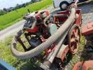 消防ポンプ 可搬ポンプ トーハツ エンジン ポンプ 可搬 骨董品