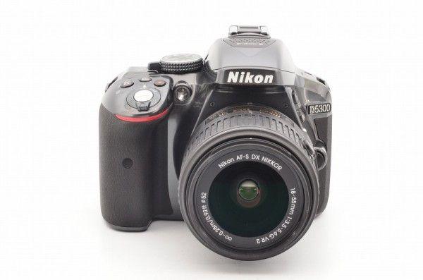 ☆極上品☆ Nikon D5300 + Nikon Lens DX VR AF-S 2個 #74334の画像3