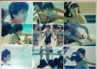 ★松田聖子★河合奈保子★生写真★水泳大会★10枚