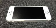【ジャンク】 iPhone5s 16GB Docomo シルバー 判定○ 中古