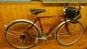 Panasonic VIATORE CT 26ランドナー 旅自転車 レストアベース