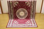 ペルシャ柄絨毯 150万ノット 新品未使用 120×160