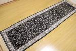ランナー ペルシャ柄絨毯 150万ノット 新品未使用 67×240