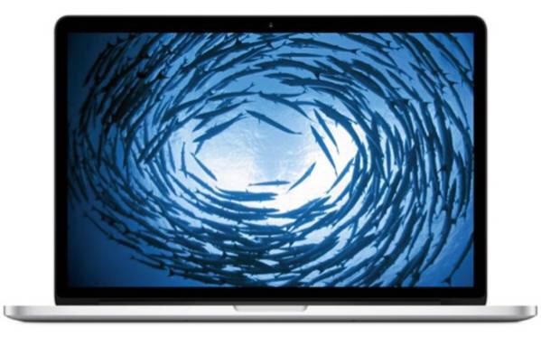 MacBook Pro Retinaディスプレイ 2200/15.4 MJLQ2J/A(新古品)の画像1