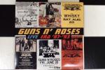GUNS N' ROSES LIVE ERA 87-93 4枚組 ライブアルバム ガンズ