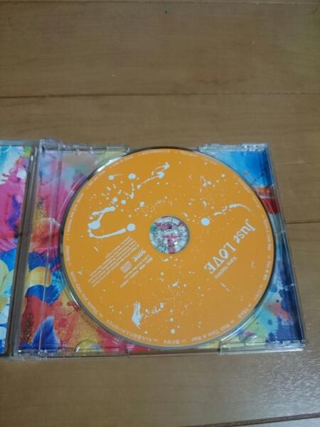 【1スタ!】西野カナ just love 通常盤!の画像3