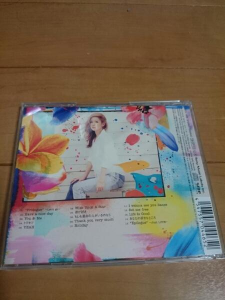 【1スタ!】西野カナ just love 通常盤!の画像2