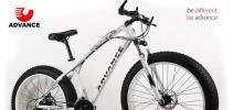 NEW★ADVANCE FAT BIKE 26インチ★ファットバイク 21段ギア