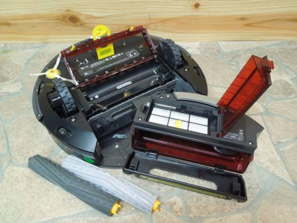 15年製正規品★iRobot Roomba★ロボット 掃除機★ルンバ875★48
