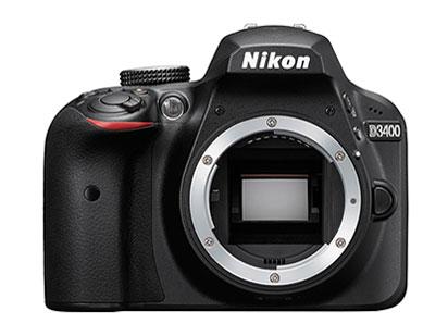 ◆新品 ニコン Nikon D3400 ボディ ブラック◆