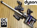 美品!! dyson コードレス DC35 モーターヘッド マルチフロア