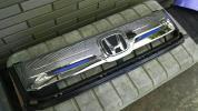 GP3 フリードスパイク ハイブリッド LEDグリル エアロ