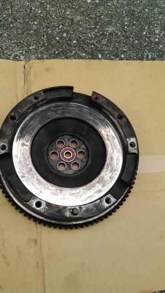 カプチーノ EA11R リミットノーマル加工軽量フライホイール