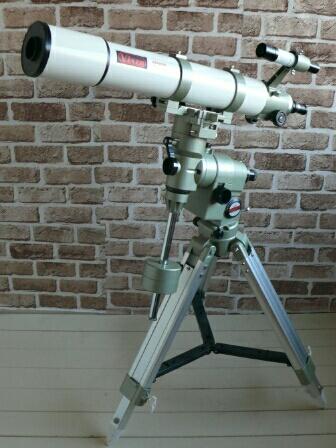 ★VIXEN★天体望遠鏡セット ED80S GREAT POLARIS 三脚付 鏡筒の画像1