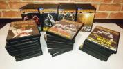 燃えろ!新日本プロレス★DVD67巻+カード+冊子セット!