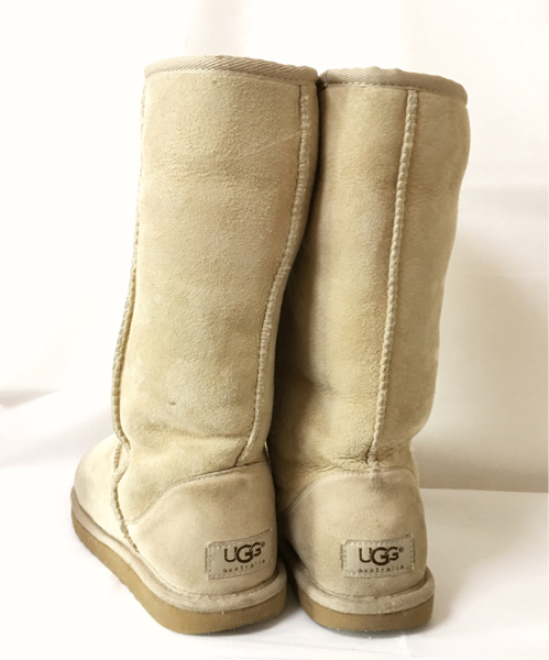 uggs classic tall size 7