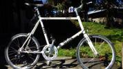 個人出品!ジオス フィガロ(GIOS FIGARO)ミニベロ 中古自転車