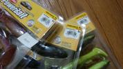 3597 バークレイ 新製品 パワーウィグラー 3色セット キムケン