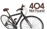 ●700C 自転車 アルミ クロスバイク 404 シマノ21段変速