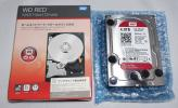 WD Red WD40EFRX [4TB/NAS��Ŭ��/�����������̵/�ݾ�ͭ] 609
