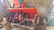タカキタ トラクター用除雪機