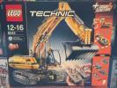 レゴ LEGO テクニック TECHNIC ショベルカー 8043 新品・美品