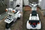 ジャイロX 4スト ミニカー登録車