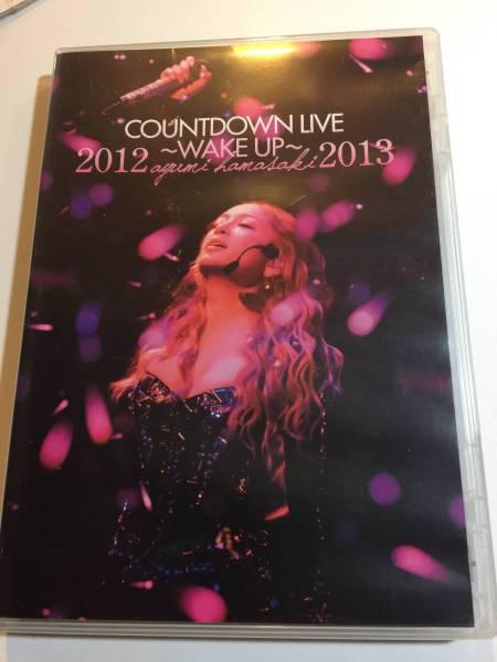 浜崎 あゆみ COUNTDOWN LIVE WAKE UP 2012 2013 中古の画像1