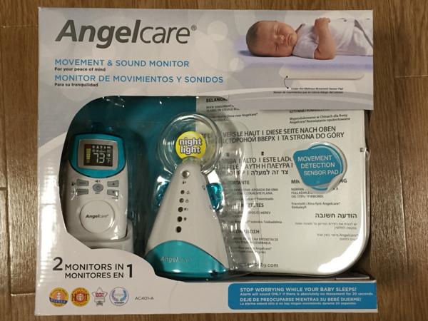 angelcare AC401 エンジェルケア ベビーモニター 新品未開封品の画像2