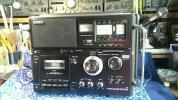 ☆SONY CF-5950 高級BCLラジオ 分解洗浄 整備済み ジャンク
