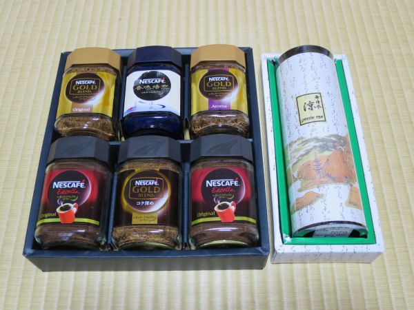 ② 素麺、コーヒー、油など7点セットの画像2