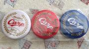 広島カープ優勝記念 缶バッジ 3個セット 限定品 福屋福袋