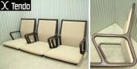 1~3脚 天童木工 高級曲木座椅子 定価8万 和モダングッドデザイン
