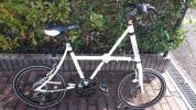 ドッペルギャンガー 折りたたみ 自転車 FX01 Stealth 販売終了品