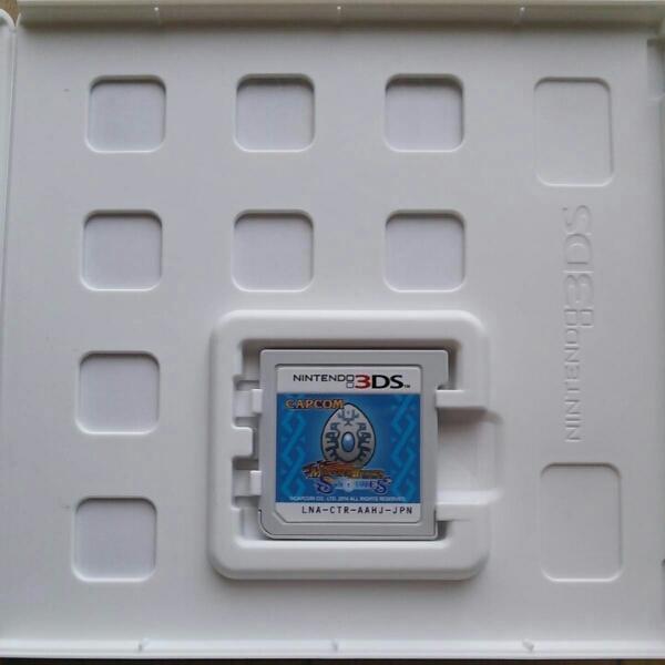 3DS モンスターハンターストーリーズ ニンテンドー 美品の画像2