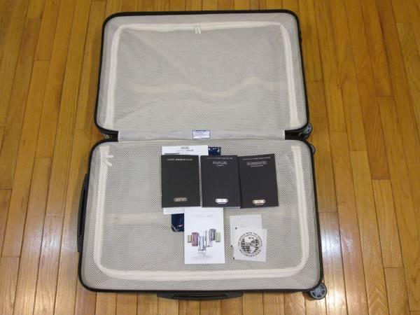 RIMOWA スーツケース SALSA AIR MW TROLLEYの画像3
