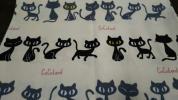 色々な目のでかいネコ☆CocoLandオックス108× 50cm*左上棚