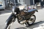 XTZ125E オフロード ヤマハ(KDX KLX WR)モトクロス