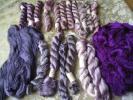 8)絹糸、機織り、組み紐、織物、刺繍、人形制作、760g!