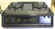 ◇パロマ 都市ガステーブル 水無し両面焼きIC-365WA-R 16年製