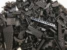 ☆約2000個☆レゴ 基本ブロック大量 黒色 ブラック テクニック含