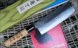 菜切り包丁〃小桜・極上(堺刃物)〃、未使用のお品です