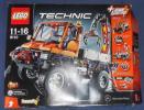 送料込みジャンク品 LEGO 8110 テクニック ウニモグ U400 レゴ