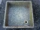 石製 ガーデンシンク 人研ぎ 流し台 屋外 手洗い 直接引取り可