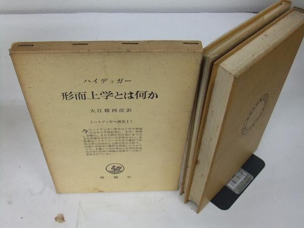 ハイデッガー選集 理想社 1~23巻の内、20冊セット 昭41年~zの画像2