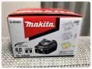 マキタ バッテリー 18V 6Ah BL1860 新品未使用品