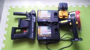 【National】ハンマードリル、パワーカッター、充電器バッテリー