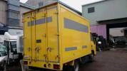 コンテナ 倉庫 パネルバン 箱 アルミ ウイング トラック