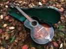 貴重な美品!レア!Maruha No.55 鉄線ギター (マルハ Gibson L-3