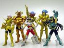 HGIF「聖闘士星矢〜黄道十二宮編 PART1〜 全6種類!